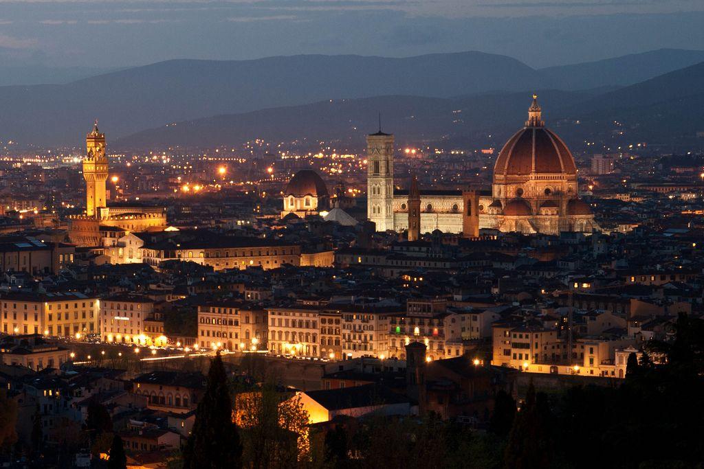 Kunststädte in der Toskana
