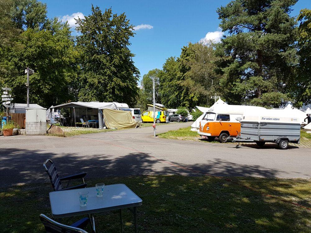 Camping Fischers Fritz Zürich, Camping Zurich, Zürich