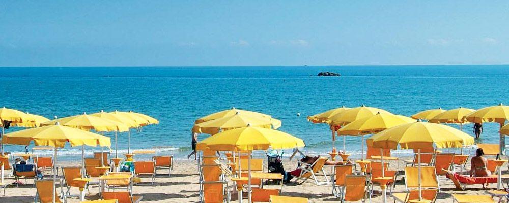 Campeggio sul mare in Abruzzo