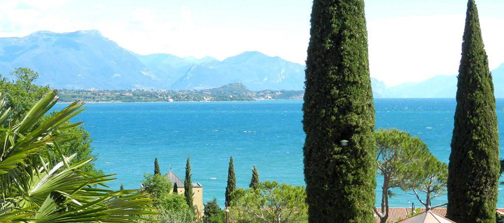 Camping on Lake Garda