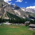 Camping Aiguille Noire, in Valle d'Aosta