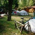 Camping im Latium