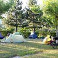 Campeggio nelle Marche