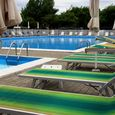 Camping with swimming pool, Emilia Romagna
