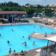 Campingplatz mit Schwimmbad in der Emilia Romagna