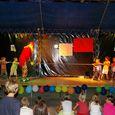 Campeggio con animazione per bambini