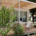 Villaggio con Chalet e Mobile Home