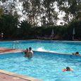 Le piscine del Villaggio Camping Porto Corallo