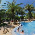 Camping con piscina con jacuzzi en Miami Platja, Catalunya