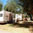 Campingplatz in Peschici, Foggia