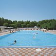 Camping Village with Pool in Gatteo Mare, Emilia Romagna
