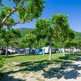 Camping Village mit Pool