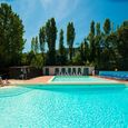 Camping Village with pool in Impruneta, Florence