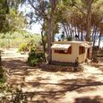 Camping in Ogliastra, Sardinien