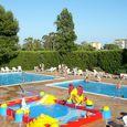 Aquapark del camping la Pineda de Salou in Catalogna