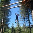 Parco Avventura nelle Dolomiti