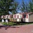 Casa Mobile DELUXE wcon terrazzino in legno