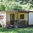 Mobil home Ledro, camping al lago, campingplatz, unterkunft
