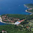 Panoramica del camping Porto Sole