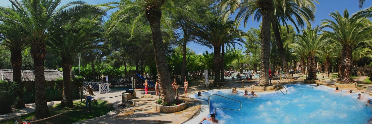 Camping Bungalow Wellness Resort La Torre del Sol
