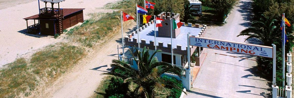 Camping International Torre Cerrano