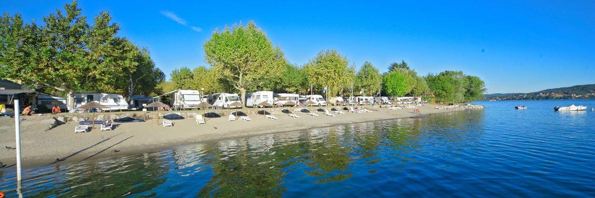 Camping Solcio