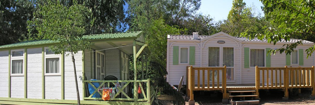 Camping Bungalows Via Romana