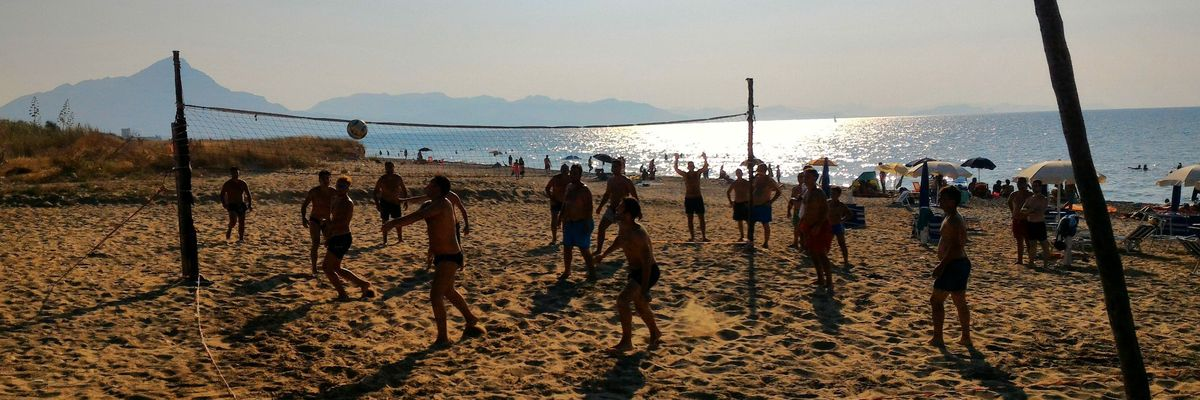 Camping Praia Mare