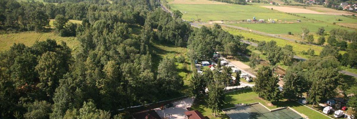 Camping WIŚNIOWA POLANA