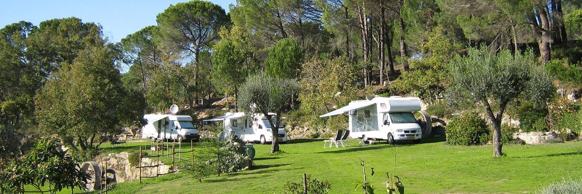 Camper & Caravan Park Tapadinho