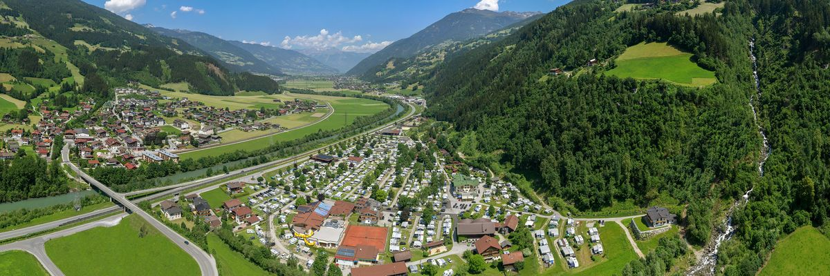 Erlebnis Comfort Camping Aufenfeld