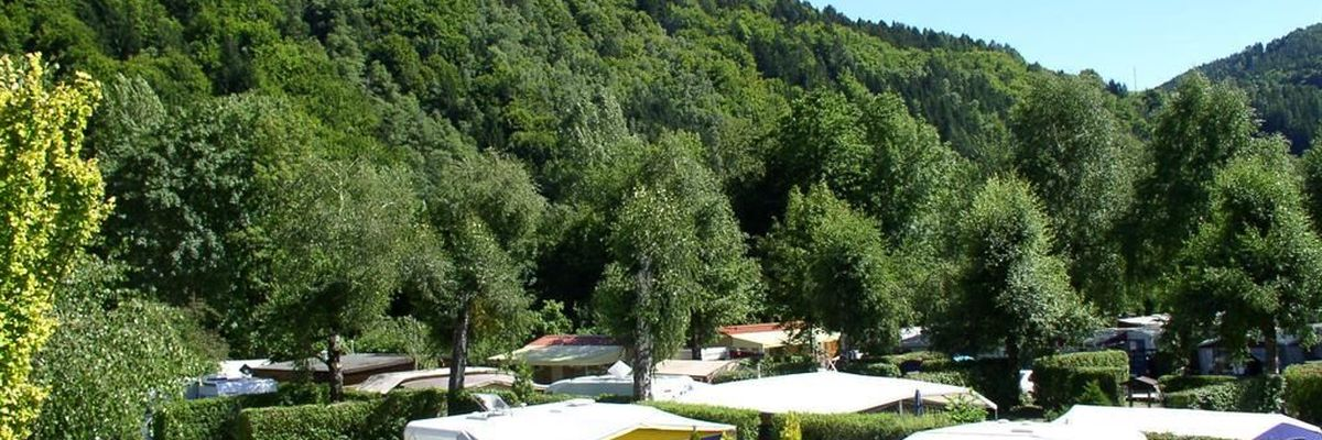 Komfort-Campingpark Burgstaller