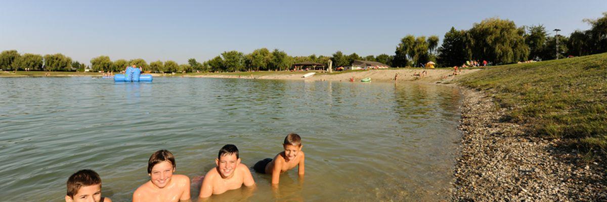 Camping Pusztasee