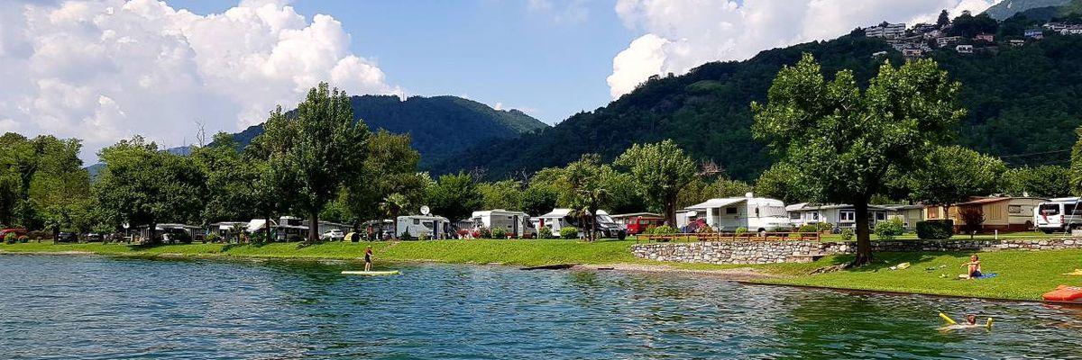 Camping Paradiso Lago
