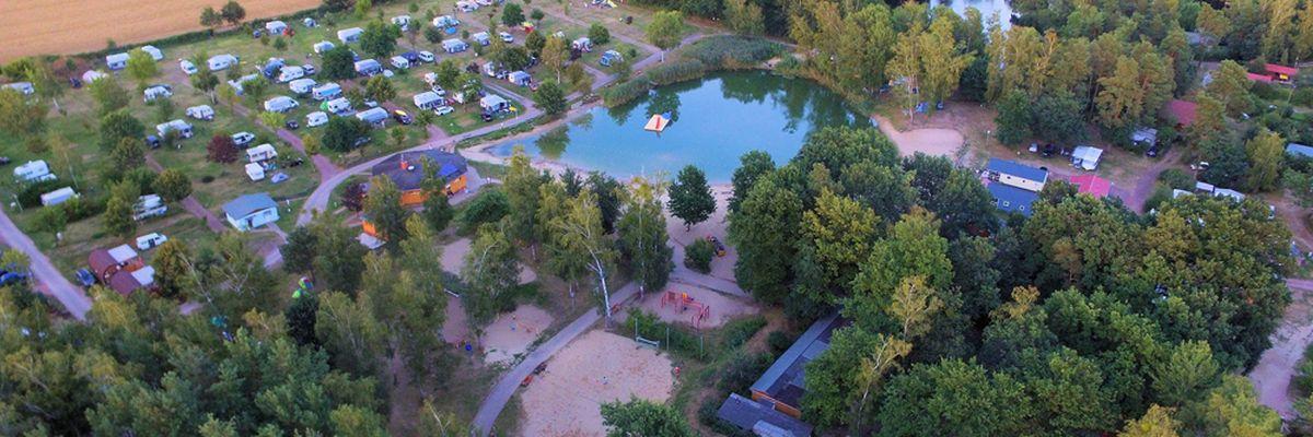 Campingplatz Kleiner Waldsee