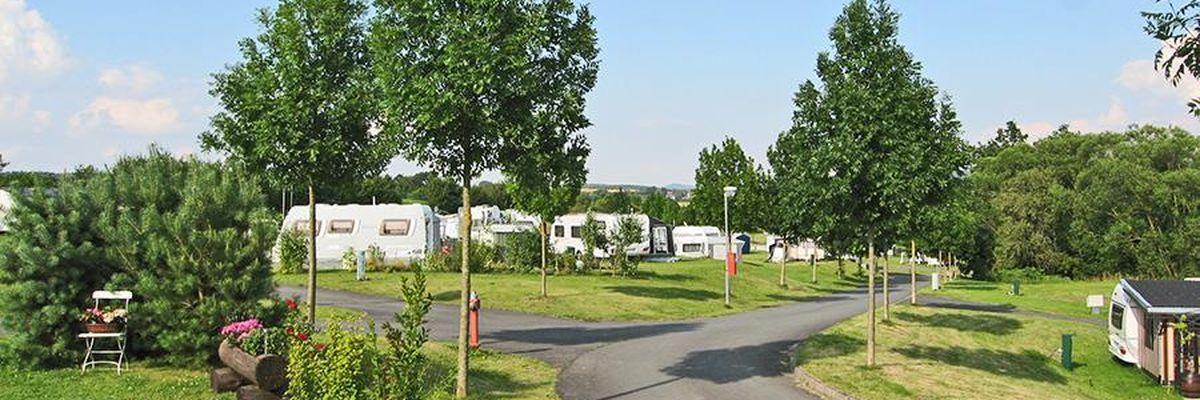 Camping in Naumburg