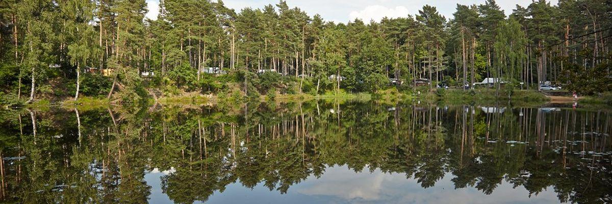 Campingplatz Olympiasee