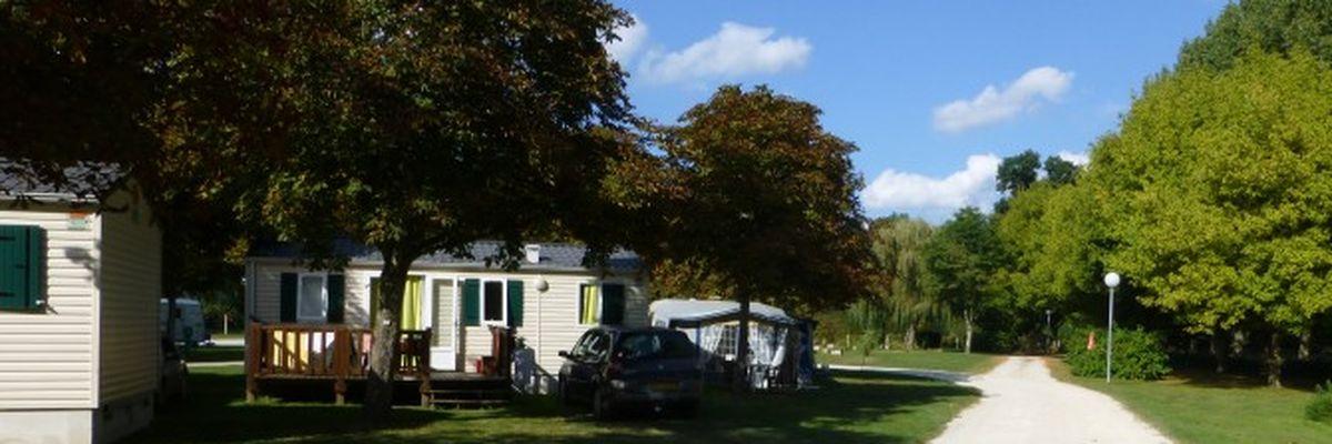 Camping le Gué