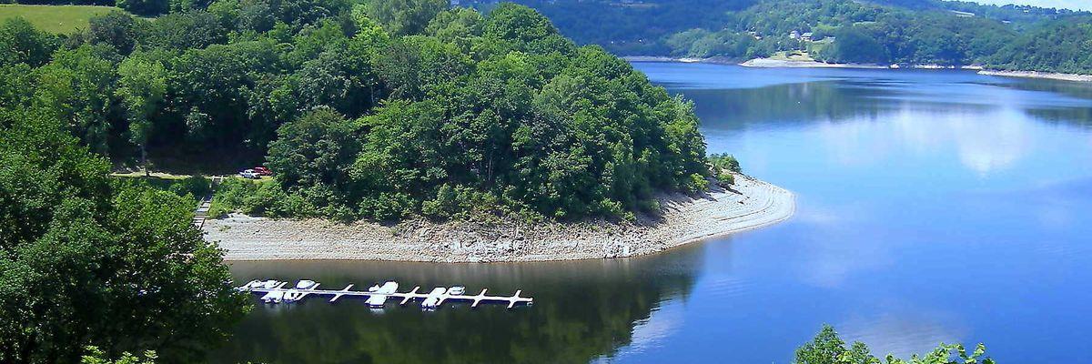 Camping le Lac de la Siauve