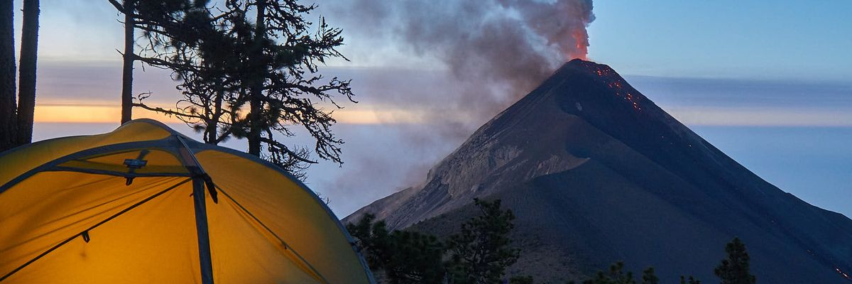 Camping Les Volcans