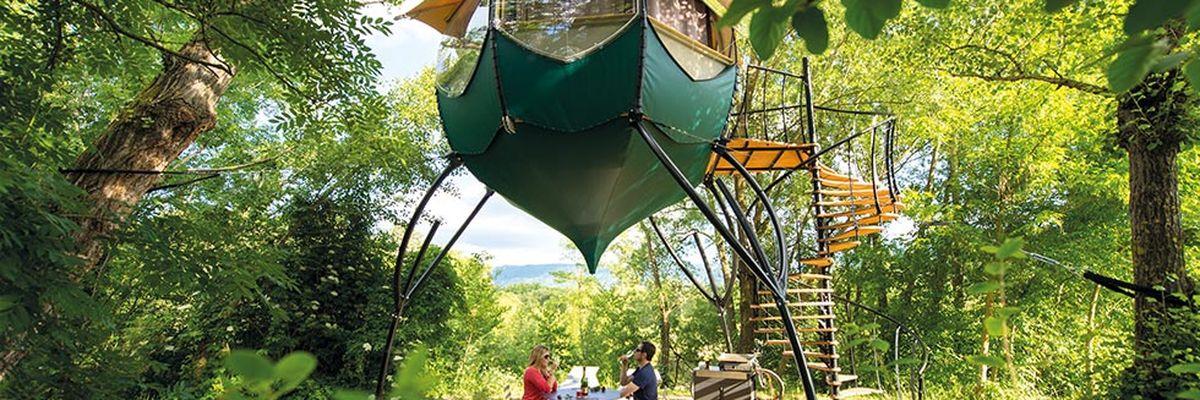 Gervanne Camping
