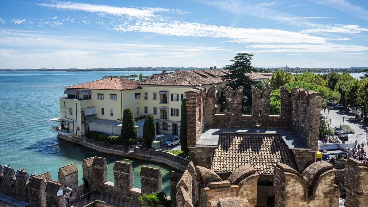 Castello Scaligero a Sirmione