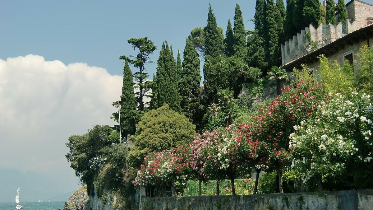 Bardolino sul Lago di Garda