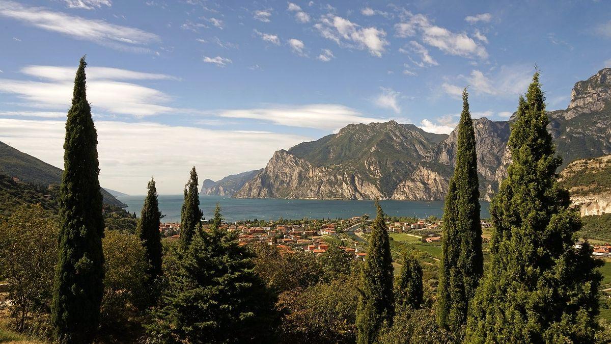 Lago di Garda lombardo