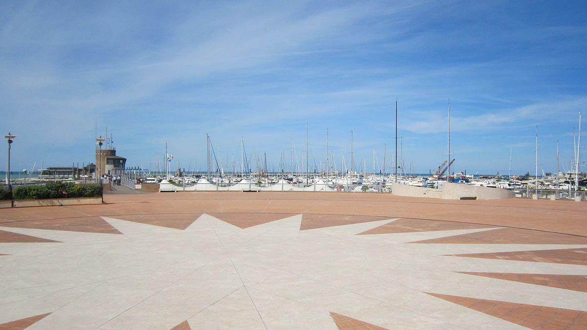 Rimini sul Mar Adriatico