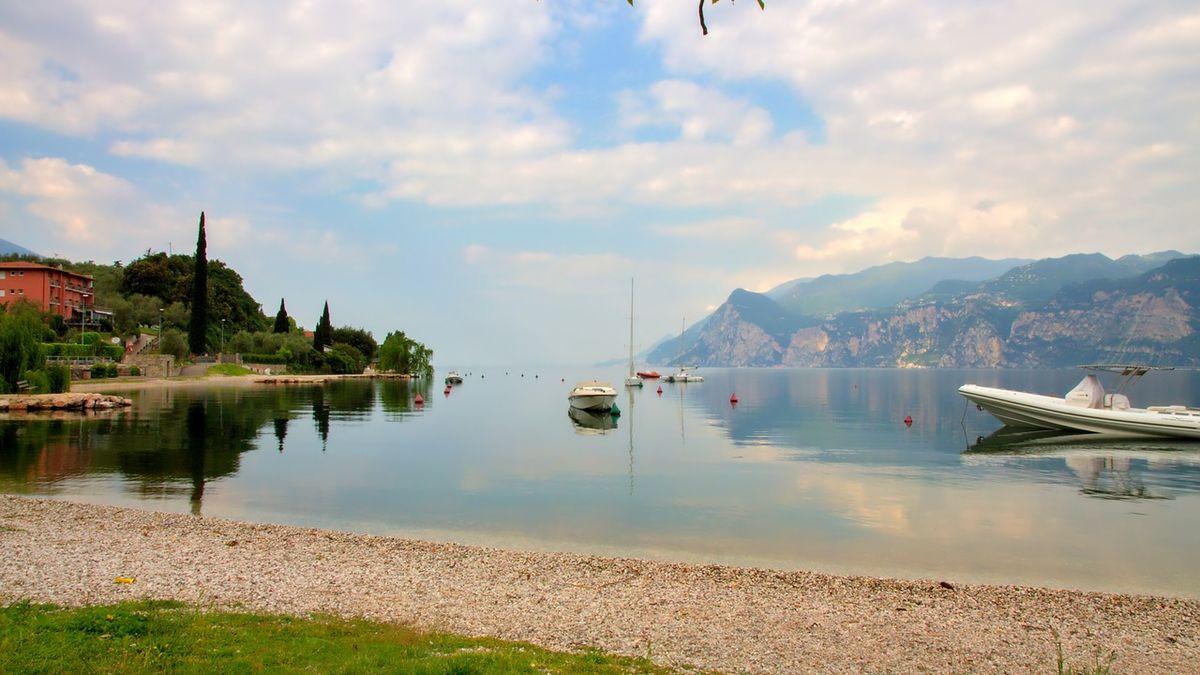 Spiaggia del Lago di Garda