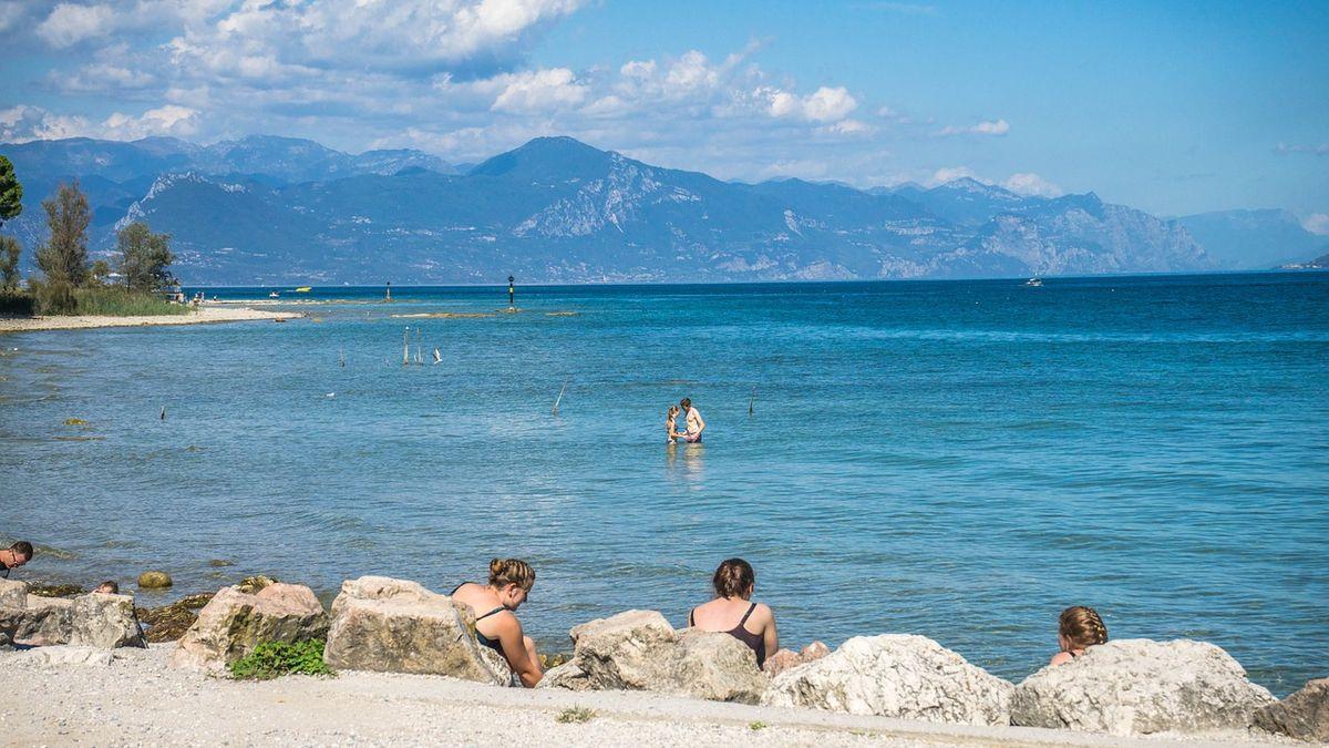 Spiaggia del Garda
