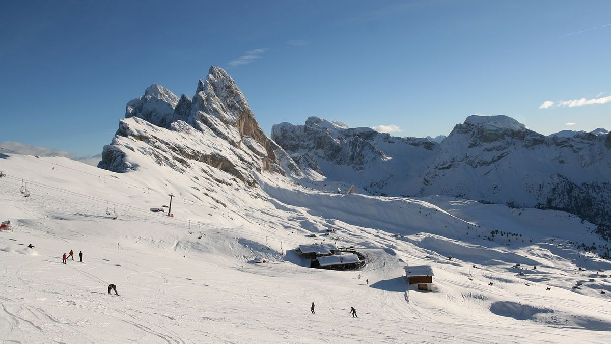 Sci in Trentino Alto Adige