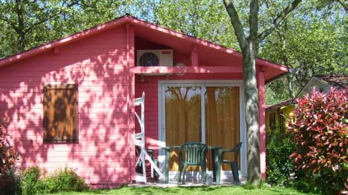 Campeggio con bungalow