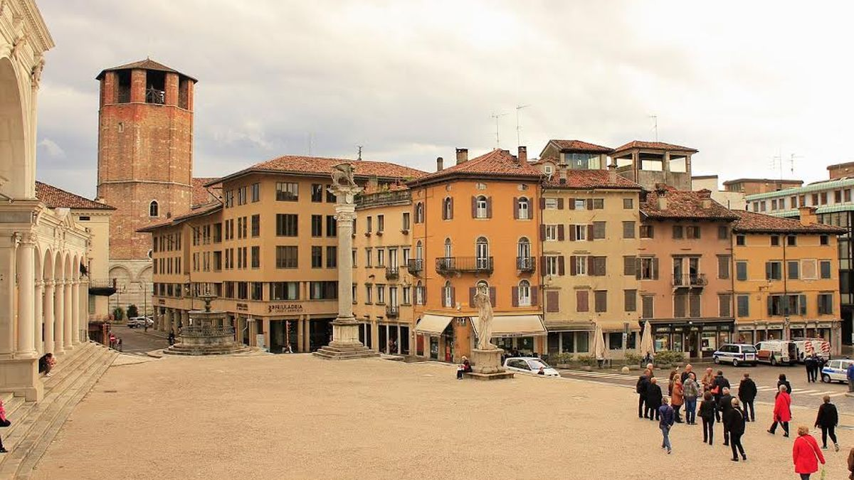 Udine in Friuli Venezia Giulia